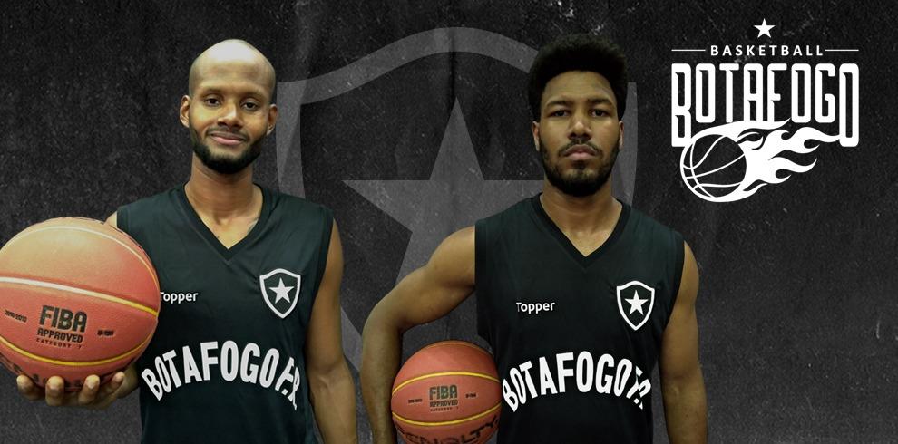 Novidades no Basquete. Botafogo ... 46fa674942bf7