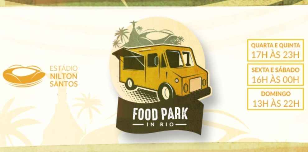 Food Park in Rio