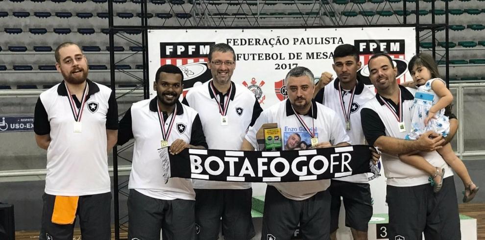 Campeão Brasileiro. Botafogo conquista ... 722637842698e