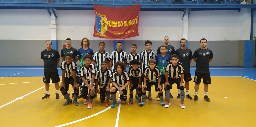 Carioca de Futsal Sub-14 - Final 1c67f4c8e0435