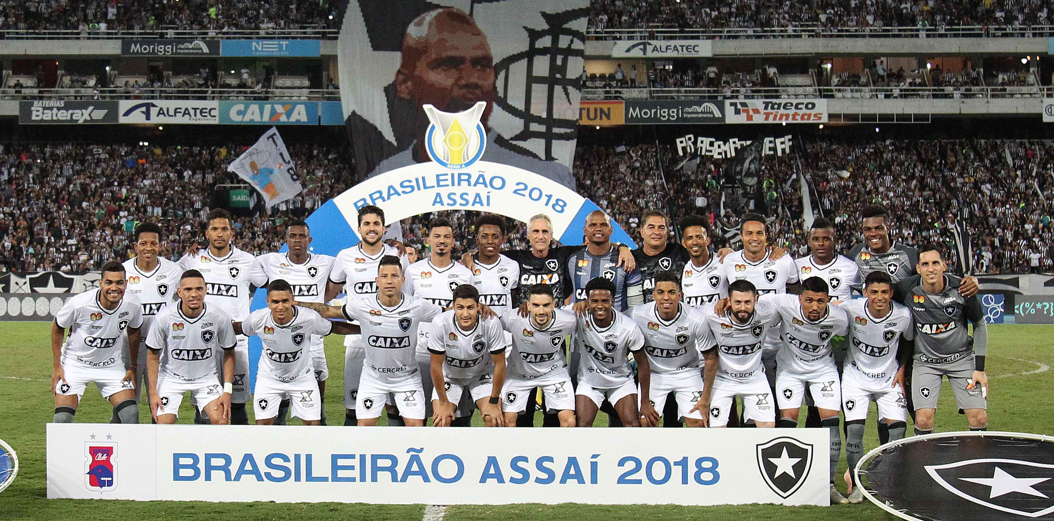 Botafogo 2 x 1 Paraná. Na despedida de Jefferson ... 01adcbe4396b3